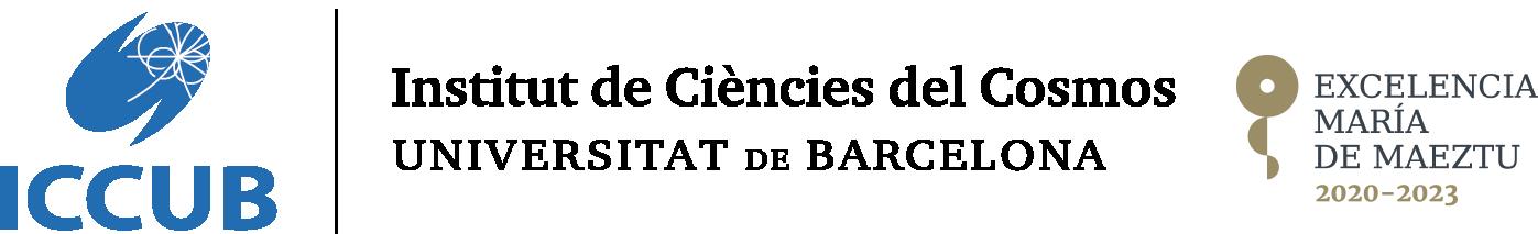 Logo ICCUB